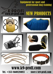 Protection Bite Sleeves and Dog Training Equipment